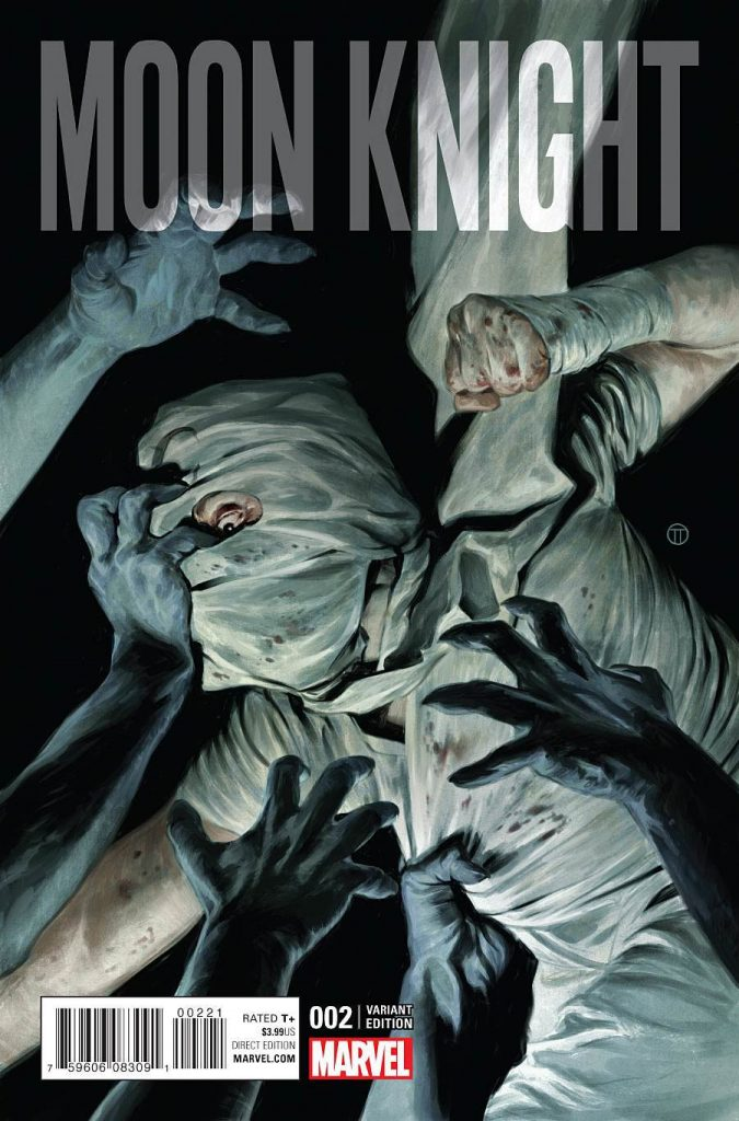 Moon Knight #2 Tedesco Variant