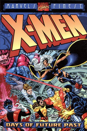 X-Men: Days of Future Past TPB