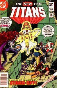 New Teen Titans #25