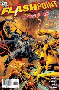 Flash #5 Jose Luis Garcia-Lopez Variant