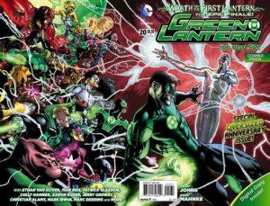 Green Lantern #20 Combo Pack
