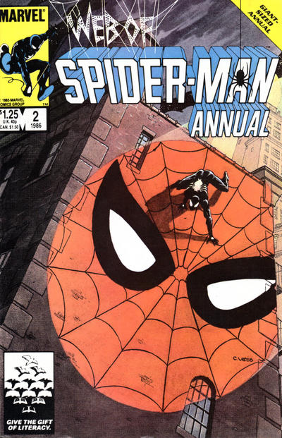 Web of Spider-Man Annual #2