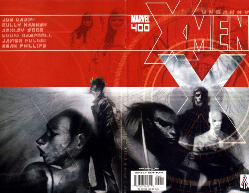Uncanny X-Men #400