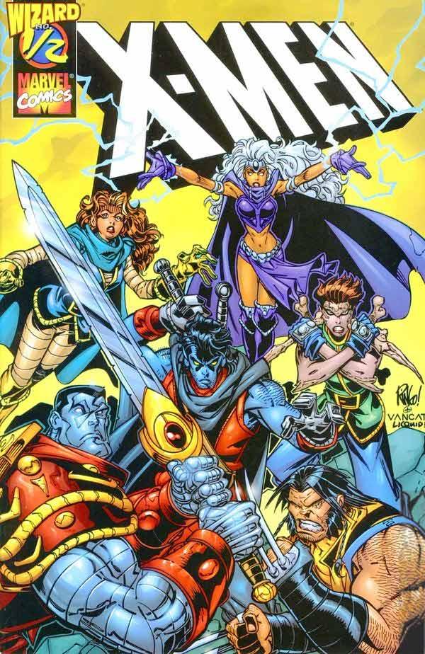 X-Men #1/2