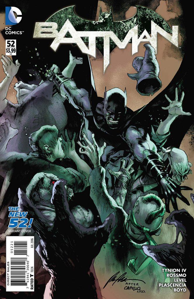 Batman #52 Rafael Albuquerque Variant