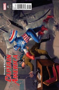 Captain America #1 75th Anniversary Variant