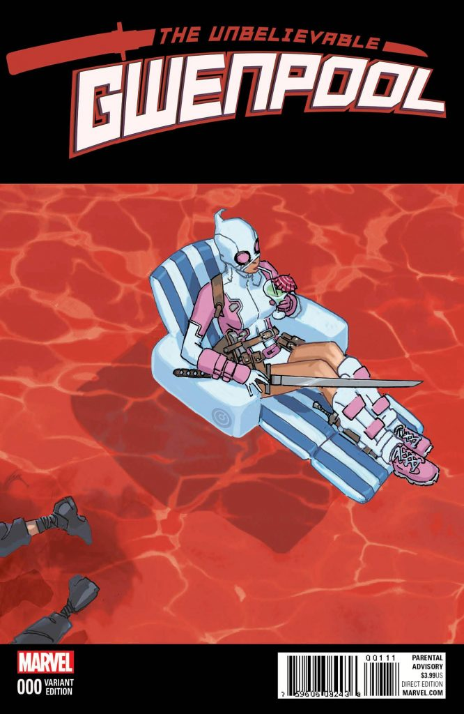 Gwenpool #0 Variant