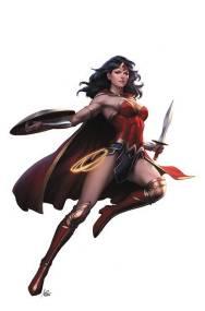 Wonder Woman: Rebirth Artgerm Variant