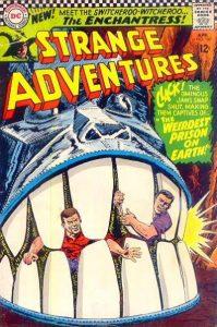 Strange Adventures 187
