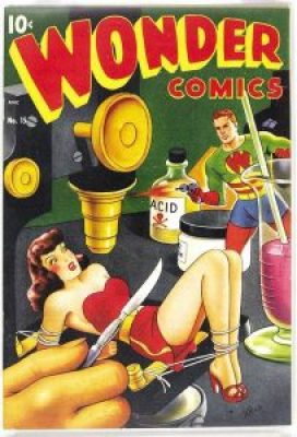 WONDER COMICS #15