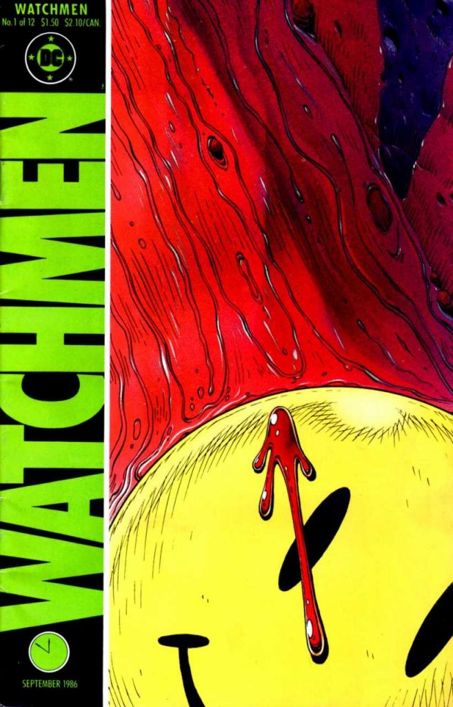 Watchmen,_issue_1