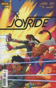 Joyride #1 2nd Printing