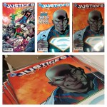 Time To Hunt: Justice League #51 Print Error