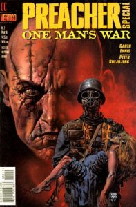 Preacher one mans war
