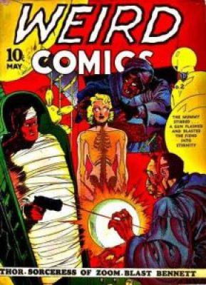 Weird Comics #2