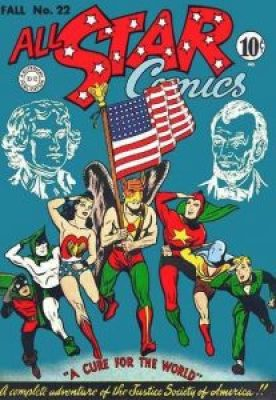 ALL STAR COMICS #22