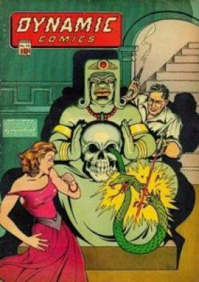 Dynamic Comics #13