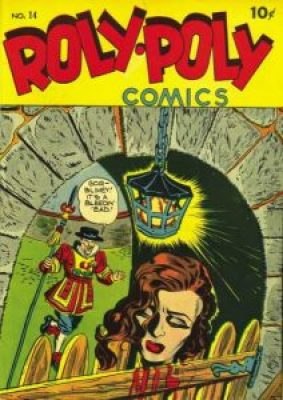 Roly Poly Comics #14