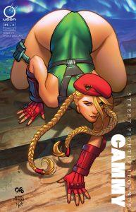 Street Fighter Legends: Cammy #1 Frank Cho 1:10 Variant