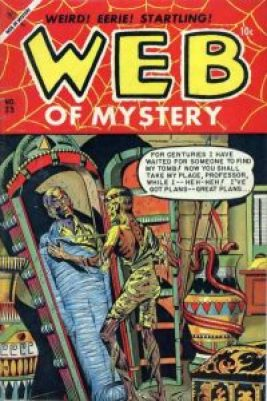 Web of Mystery #23