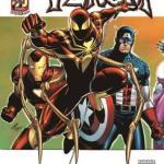 Venom #19 1:25 Amazing Spider-Man in Motion Variant – August 2012