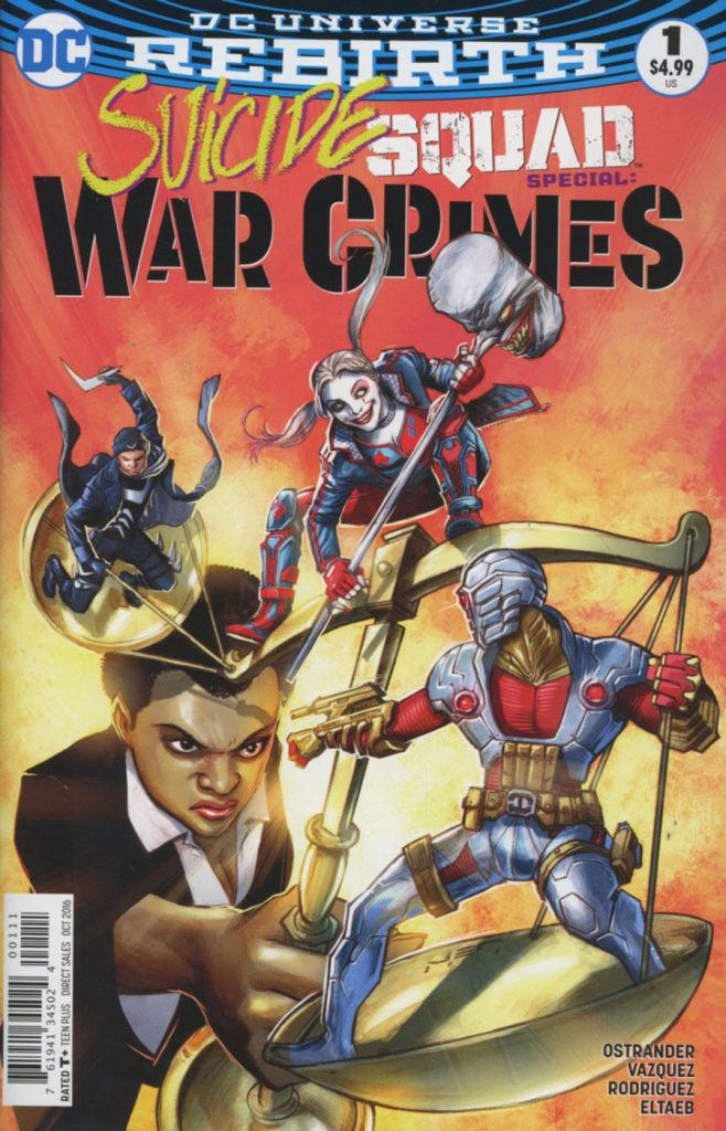 Suicide Squad War Crimes Special