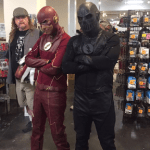 Los Angeles Comic Book and Science Fiction Convention August 21, 2016