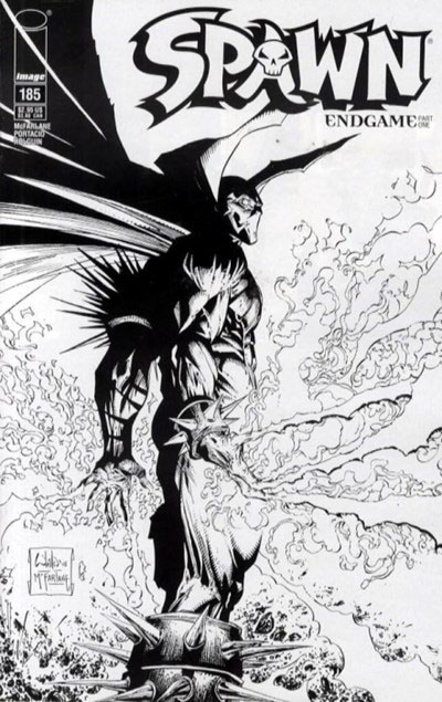 200 copies available! VF//NM Spawn #91-1st print