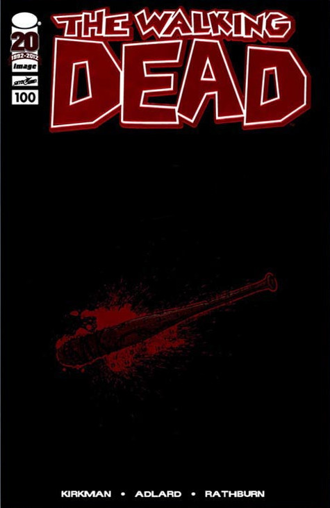 Walking Dead #100 Lucille Ruby
