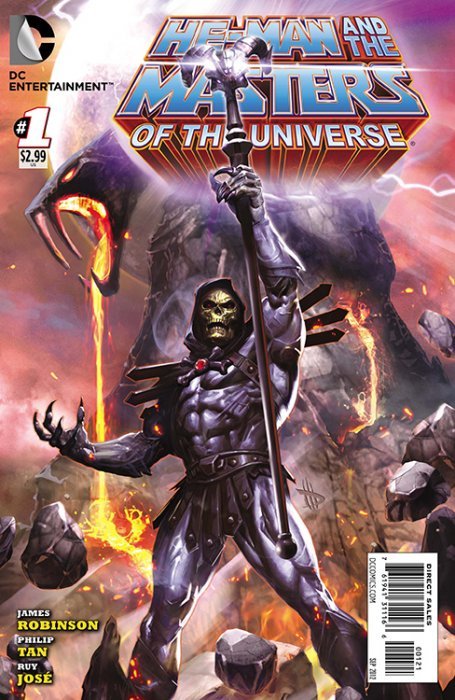 He-Man and the Masters of the Universe #1 Wilkins
