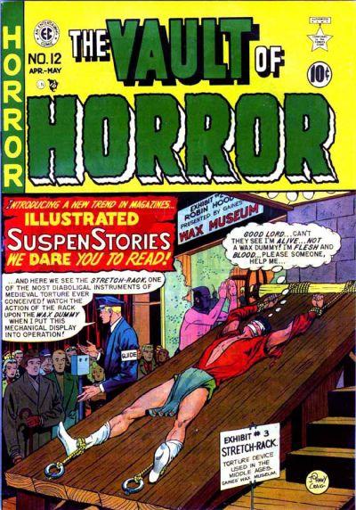 Vault of horror #12