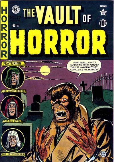 Vault of Horror #17