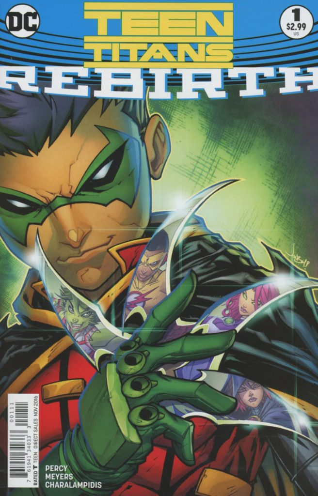 Teen Titans Rebirth