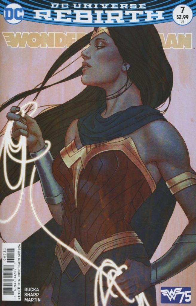 Wonder Woman #7