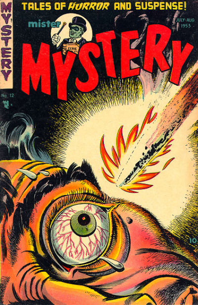 Mister Mystery #12