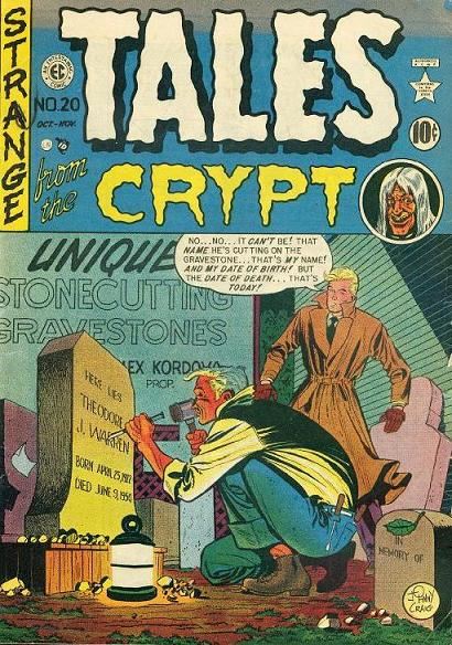 Tales from the Crypt #20