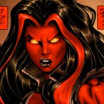 "Subject 13: Red She-Hulk AKA: Elizabeth ""Betty"" Ross-Banner"
