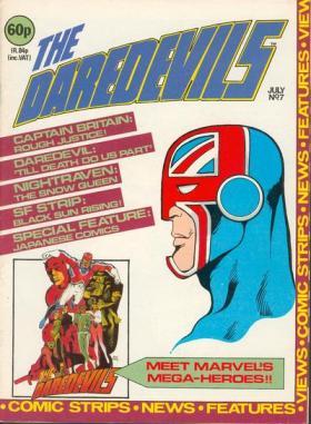 Daredevils #7