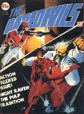 Daredevils #9