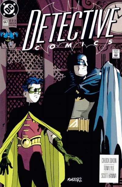 Detective Comics #647 - 1st app