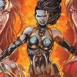 Subject 18: Grail AKA: Darkseid's Daughter