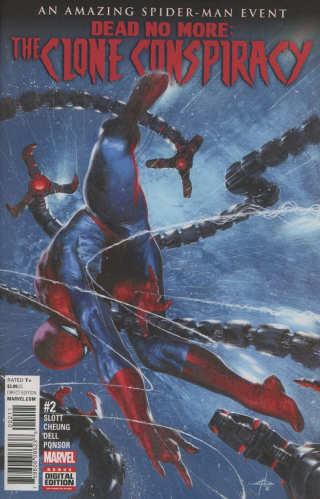 Clone Conspiracy #2 by Gabriele Dell'Otto