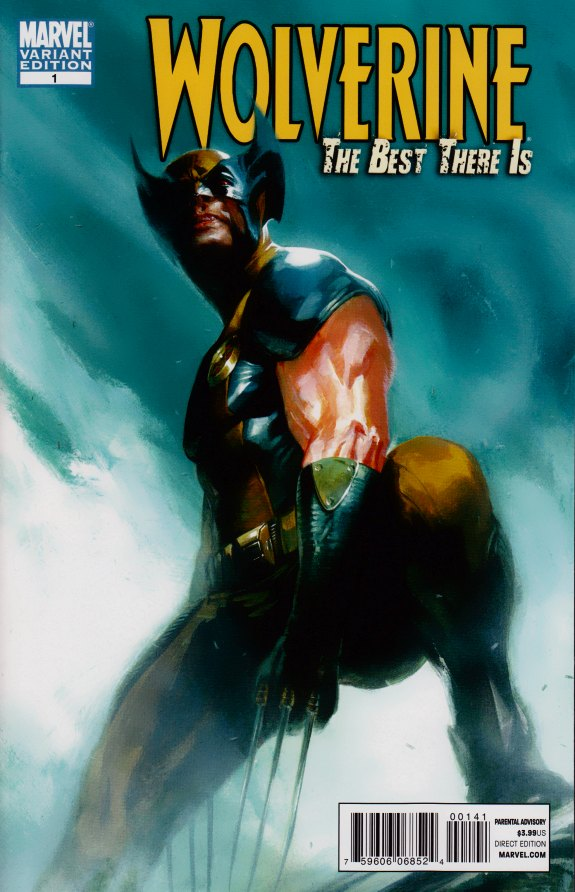 Wolverine: The Best There Is #1 Dell'Otto Variant