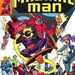 Machine Man Vol. 1, #19
