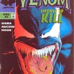 Venom License to Kill #3 – August 1997