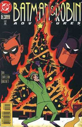 Batman & Robin Adventures 3