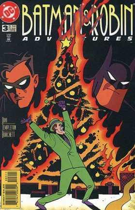 Batman & Robin Adventures 3