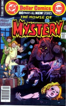 House of Mystery 257