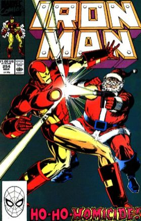 Iron Man 254