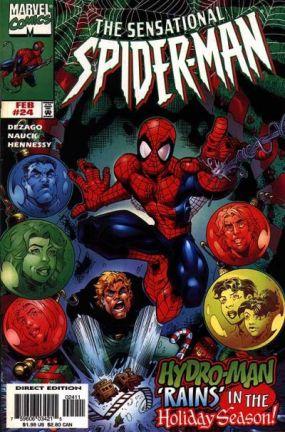 Sensational Spider-Man 24